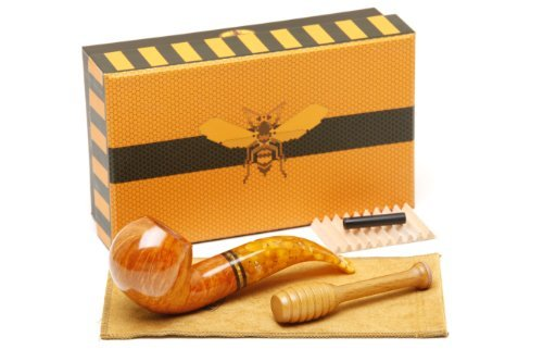 Savinelli Miele Honey Pipe 642 Tobacco Pipe by Savinelli