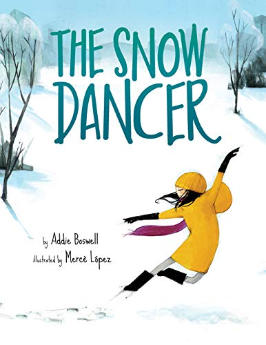 Book Cover: The Snow Dancer