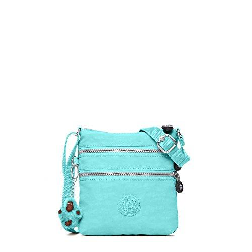 Kipling Women's Alvar Extra Small Mini Bag One Size Blue Splash by Kipling