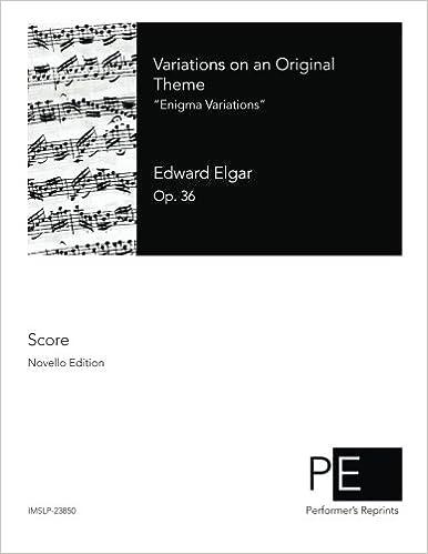 ??INSTALL?? Variations On An Original Theme: Enigma Variations. APOQUEL after portal Bouygues Calendar through Giovanni Walks