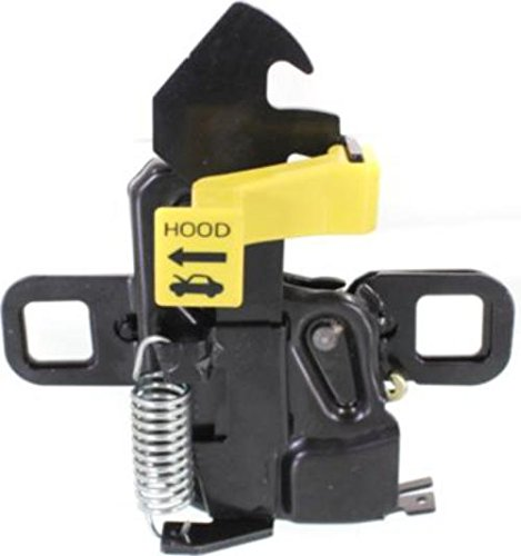 CPP Steel Direct Fit Hood Latch for 1996-1998 Ford Mustang FO1234122