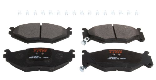 TRW TPM0522 Premium Front Disc Brake Pad Set