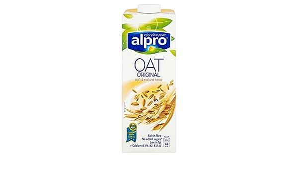 Alpro avena UHT original 1L (Pack de 1ltr): Amazon.es: Alimentación y bebidas