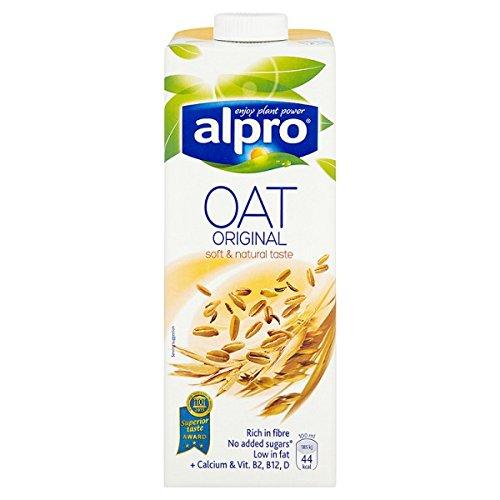 Alpro avena UHT original 1L (Pack de 1ltr)