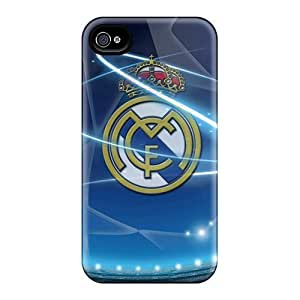 Durable Real Madrid Champions League Back Case/cover For Iphone 6