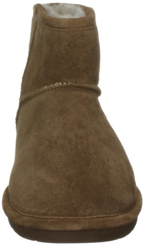 Suede Sheepskin Demi Lined Womens II BEARPAW 8 Size Boots Brown Ankle wTXPaq