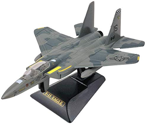 Sky Wings 1:100 Scale Richmond Toys Motormax F-15 Strike Eagle (F15 E Strike Eagle)