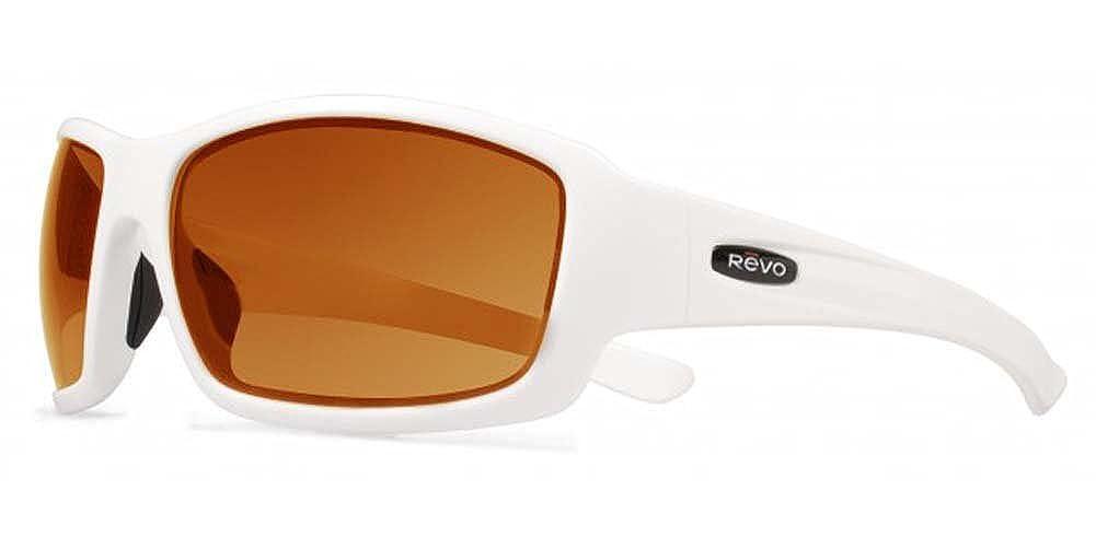6cef7a8713 Revo Sunglasses RE4057 BEARING SERILIUM Polarized 09 OR: Amazon.co.uk:  Clothing