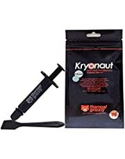Thermal Grizzly Kryonaut-Thermal Compound Paste ;Heatsink Paste;Thermal Grease Paste-Thermal Conductivity 12.5 wm/k -1.0 Gram