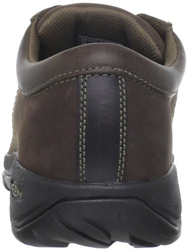 KEEN Austin Brown Men's Chocolate Shoe 8rx87q
