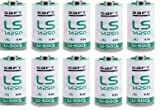 (10 PACK) Saft LS-14250 1/2 AA 3.6V Lithium (non Rechargeable)