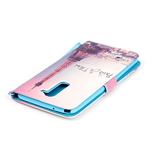 LG Stylus 2 Hülle,Flip Case für LG Stylus 2 LS775,LG G Stylo 2 Hülle Wallet,LG Stylus 2 Hülle Leder,EMAXELERS LG Stylus 2 Hülle Bling Kristall Glitzer Schmetterling Muster PU Leder Brieftasche Hülle S C Angry Face 9