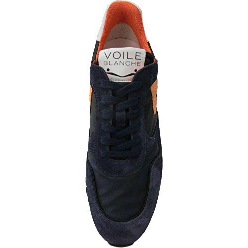 Voile Blanche Sneaker Hombre Liam Race Velour DeDe Colores Azul Azul
