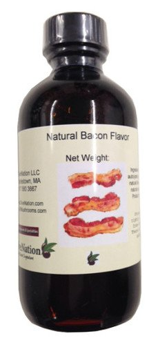 Natural Bacon - OliveNation Bacon Natural Flavor, 8 Ounce