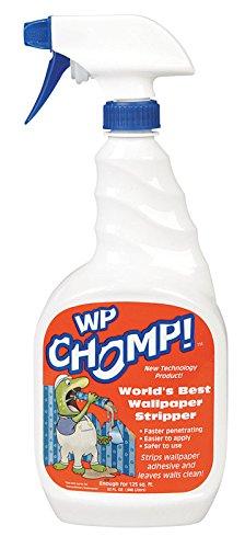 Wp Chomp Wallpaper Remover Non-Toxic 1 Qt