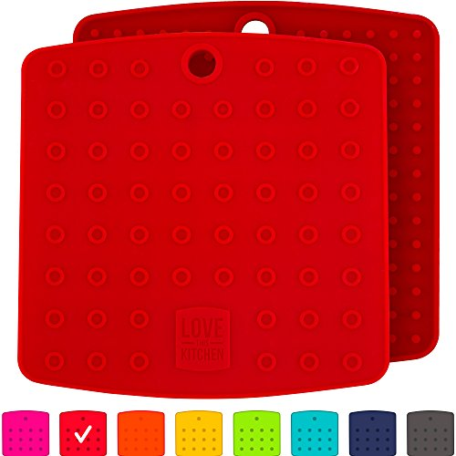 Premium Silicone Trivet Holders Coasters product image