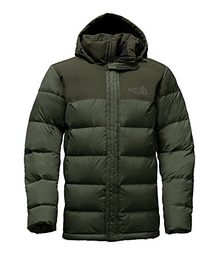 - The North Face Men's Nuptse Ridge Parka Down Puffer Jacket (M)
