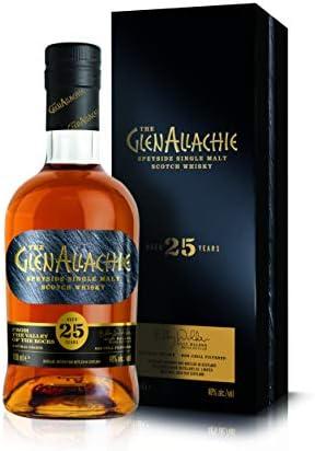 Glenallachie 25 Years Old Speyside Single Malt Scotch Whisky - 700 ml