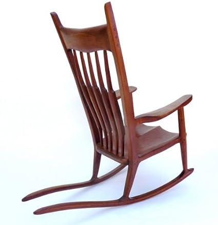 Superbe Build Your Own Nancyu0027s Rocker U0026 Footstool Plan U2013 American Furniture Design