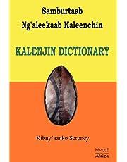 Samburtaab Ng'aleekaab Kaleenchin. Kalenjin Dictionary