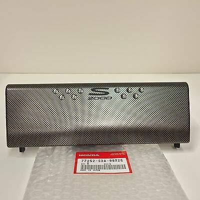 Honda Genuine OEM S2000 Carbon Fiber Radio Trim Cover 77252-S2A-902ZG