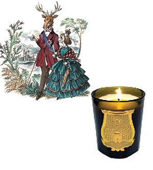 Balmoral Candle 9.5 oz by Cire Trudon - Thatched Grass