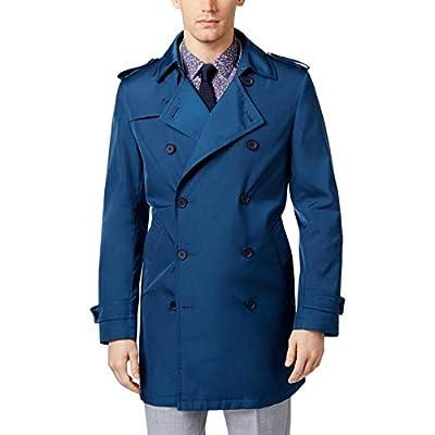 Calvin Klein Mens Spring Extra-Slim Fit Raincoat