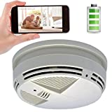 5000 fps camera - Spy-Max SG Home CVR Live Steam Video - Side View Smoke Detector Hidden Camera w/Night Vision & 90-Day Battery + Cloud Recording