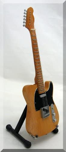 Eddie Vedder miniatura Mini guitarra Fender Telecaster Pearl Jam ...