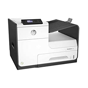 HP PageWide Pro 452dw Color All-in-One Business Printer with Wireless & 2-Sided Duplex Printing (D3Q16A)