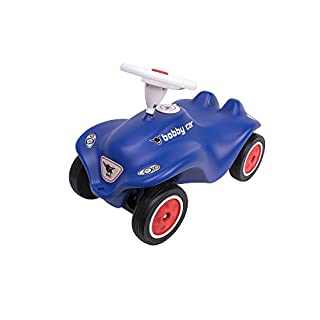 'Big New Bobby Car Ride-On Toy Factory 800056160 in Royal Blue