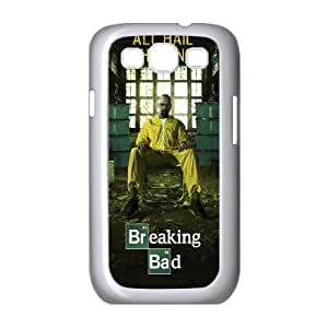 Breaking Bad Samsung Galaxy S3 9300 Cell Phone Case White E0571056