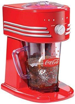 Nostalgia Electrics Coca Cola Series FBS400COKE Frozen Beverage Maker Home Supply Maintenance Store