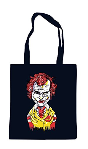 Mc Joker Bag Black Certified Freak