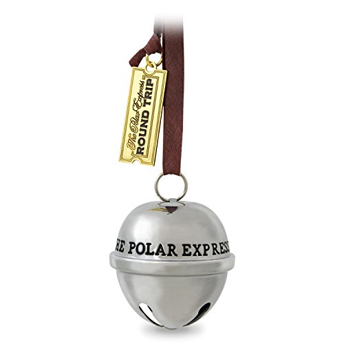Silver Holiday Bell - 8
