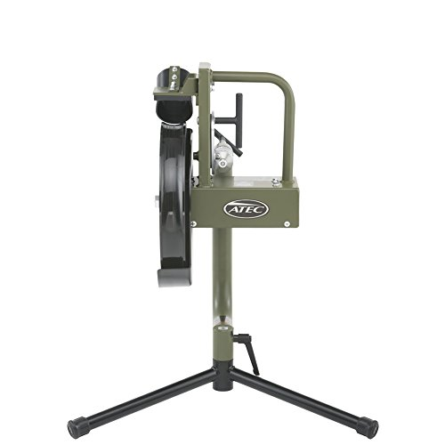 ATEC M1 Offensive Softball Pitching Machine