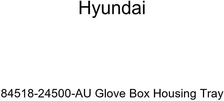 Genuine Hyundai 84518-24500-AU Glove Box Housing Tray