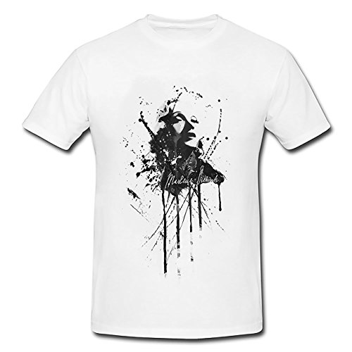 Marlene-Dietrich-II T-Shirt Herren, Men mit stylischen Motiv von Paul Sinus