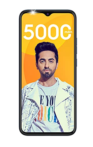 Tecno Spark Go 2021 (Galaxy Blue 2GB RAM, 32GB Storage)|5000mAh| 6.52″ Display Smartphone