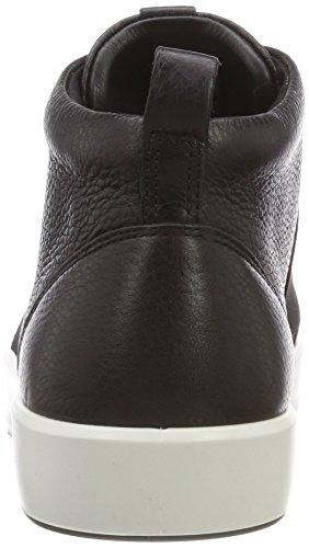 De 440813 Ecco Noir Chaussure Mesdames noir Haut 1001 w4Iq5Hnd