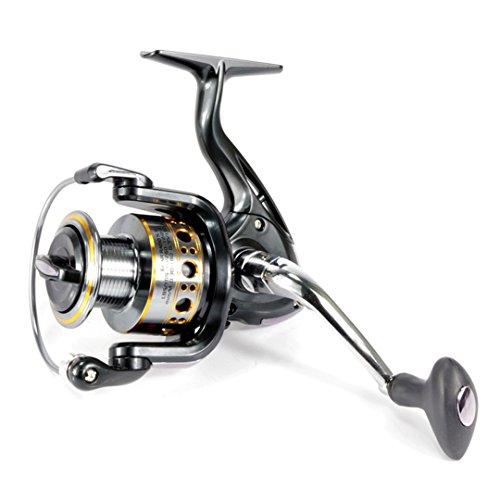 KEHAINIU Spinning Fishing Reel 12+1BB GA1000-7000 Series Spinning Reel Casting Fishing Reel Fishing Tackle 5000 Series 13