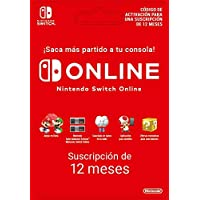 Nintendo Switch Online - 12 Meses | Nintendo Switch - Código de descarga