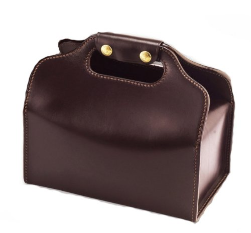 Galco Four Box Shell Carrier, Dark Havana Brown by Galco