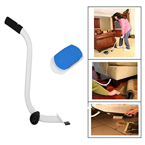CRZJ Furniture Lifter Furniture Moving System/Lifting Tool, Easy to Use Furniture Moving Pad Slider Glider System Heavy Lifting and Gliding Lever System 5-Piece Suit by CRZJ (Image #3)