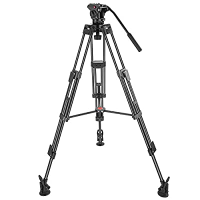 Neewer Aluminum Alloy Video Camera Tripod