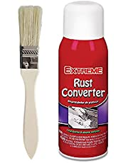 Extereme Rust Converter 100ml Car Chassis Derusting Car Chassis Rust Converter Multifunctional Rust Remover Maintenance Cleaning Rust Dissolver for Car, SUV, Truck
