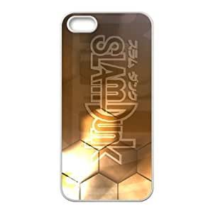 Slam Dunk iPhone 5 5s Cell Phone Case-White Y7412770
