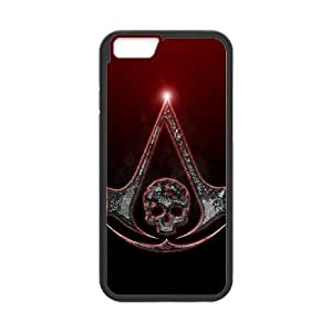 iPhone 6 4.7 Inch Phone Case Assassin's Creed Cover Personalized Cell Phone Cases NGH830755