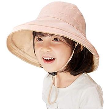 4d8faca0fe5fc (ハバー)Habor ベビー用ハット つば広帽子 キャップ キッズ 日よけ帽子