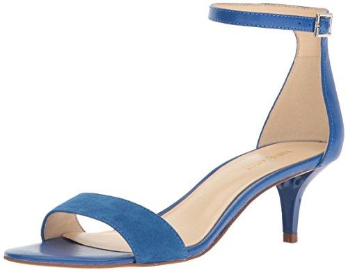 Blue Blue West Leather Leisa Fashion Sandals Women's Nine SnYWdqxXd